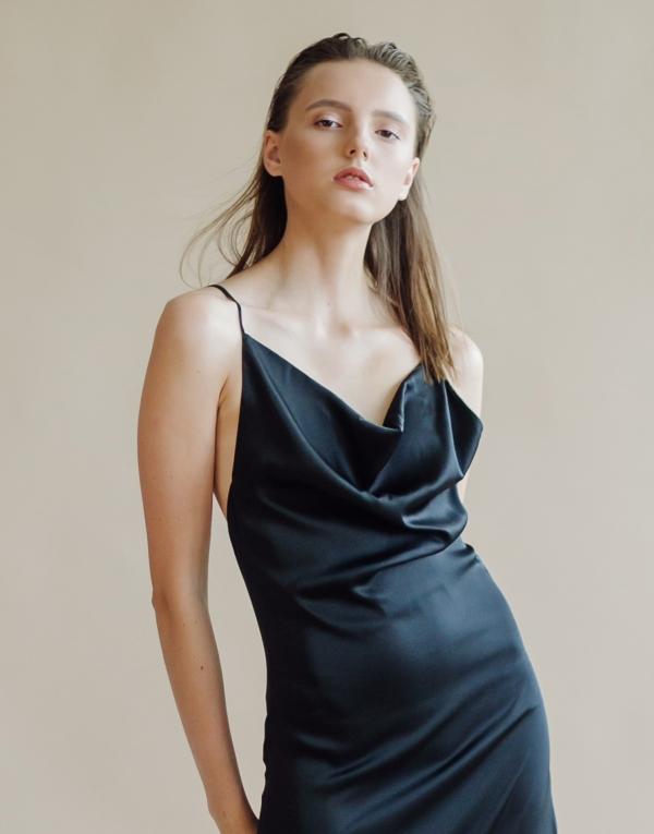 Flowy Slip Dress